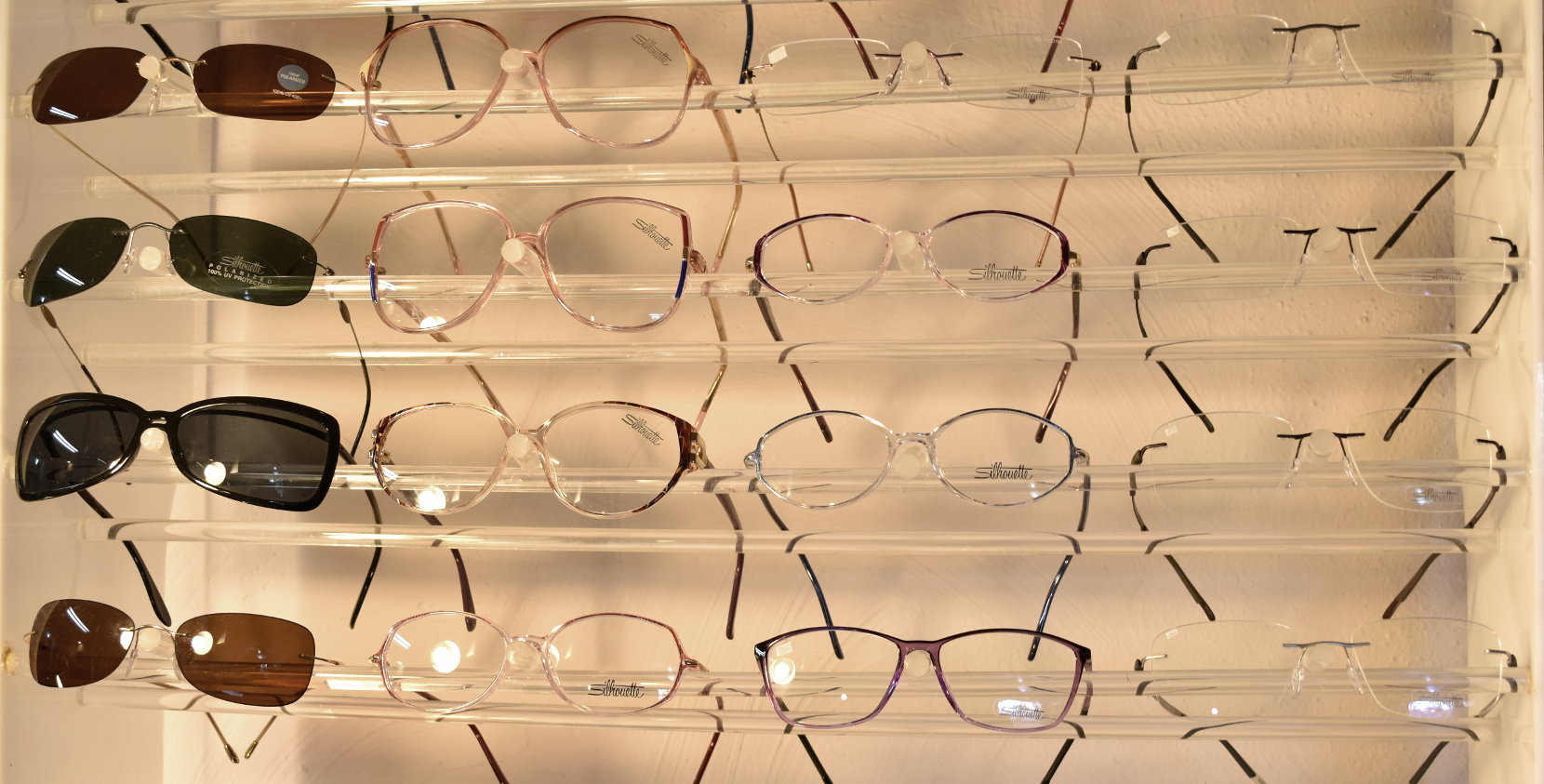 Eyewear display
